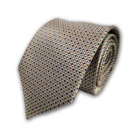 西陣織ネクタイ 幾何学織(商品番号:050124)