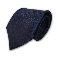 西陣織ネクタイ 紺(商品番号:050801)