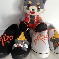 【受注販売】ライゾウ・スニーカー