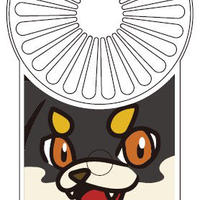 ライゾウ・ハンディファン(手持ち扇風機)