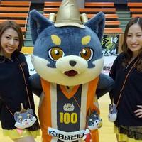 金沢武士団チアリーダー・パーカー(ジップアップ)