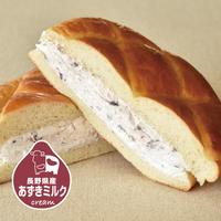 牛乳パンスモール5個入(あずきみるく)