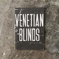"Apollo Thomas ""Venetian Blinds"""