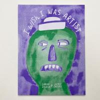 "Gabino Azuela&Jackie Crespo ""I wish I was Artist"""
