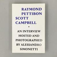 """Raymond Pettibon, Scott Campbell """"On jail, Art, Horce Races & Bolony Sandwiches"""""""
