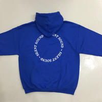Silent Sound Pullover Hoody Royal