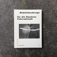 BAUHAUS FAHRRADSTADT -Bauhaus Taschenbunch19-German Edition