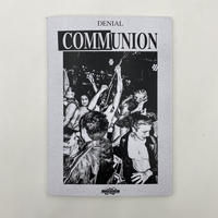 "Denial ""COMMUNION"""