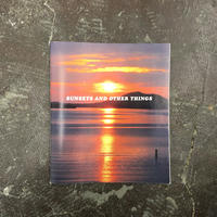 """David Schoerner """"SUNSETS AND OTHER THINGS"""""""