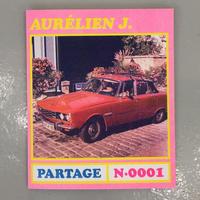 """Aurélien Jesel """"Partage N.0001"""""""