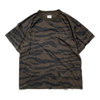 Night Scouting Tee Dyed Tiger Camo