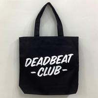 Deadbeat Club Tote Bag w/Pocket