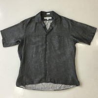 Individualized Shirt x VAINL ARCHIVE Shirt Black denim