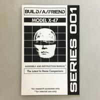 "Matt Faust ""Build-A-Friend: Series 001"""