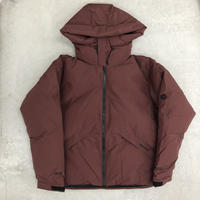 """VAINL ARCHIVE connected MARMOT 19model """"PUFF HOODY"""" BGD"""