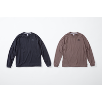 eightyone LS TEE True Gray