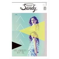 Sandy magazine vol.1 残りわずか!