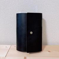 バイブルサイズシステム手帳 -komado- ブラック