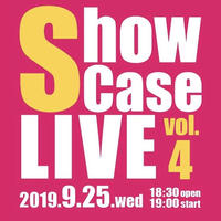 9/25 Show Case Live vol.4 イベント入場チケット |ダマレズ|笛木良彦|ハニートラップ|
