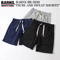 """BARNS BR5930 """"TSURI−AMI SWEAT SHORTS"""""""