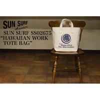 "SUN SURF SS02675 ""HAWAIIAN WORK TOTE BAG"""