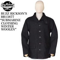 "BUZZ RICKSON'S BR13877 ""SABMARINE CLOTHING WINTER WOOLEN"""