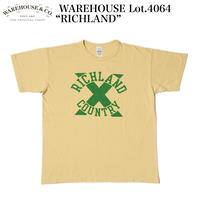 """WAREHOUSE Lot.4064 2ND-HAND """"RICHLAND"""""""