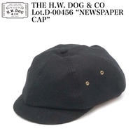 """THE H.W. DOG & CO D-00456 """"NEWSPAPER CAP"""""""