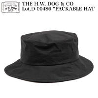 """THE H.W. DOG & CO D-00486 """"PACKABLE HAT"""""""