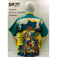 """SUN SURF SS38103 """"Hukilau"""" SPECIAL EDITION ROSS SUTHERLAND BY SUN FASHIONS"""