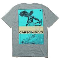 Carson Blvd Tee【GRAY】