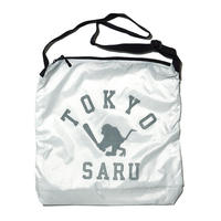 TOKYO SARU ショルダーバッグ[WHITE]