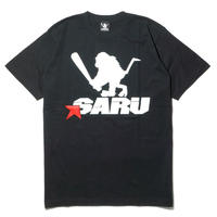 SARU STAR Tee [BLACK]