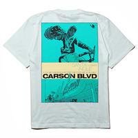 Carson Blvd Tee【WHITE】