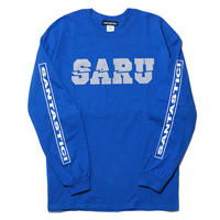 DOT SARU L/S Tee[ROYAL]