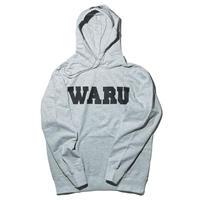 WARUパーカー [グレー]