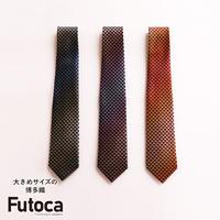 【Futoca】ウロコ柄ネクタイ
