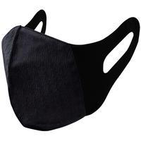 博多織立体型エチケットマスク『kurusyu~nai』 プロバー  NO.3「ブラック」