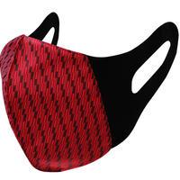 博多織立体型エチケットマスク『kurusyu~nai』 プロバー  NO.5「レッド」
