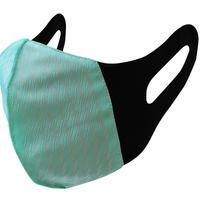 博多織立体型エチケットマスク『kurusyu~nai』 プロバー NO.4「ミント」