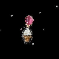 【PP3'】ソフトクリームのピアス