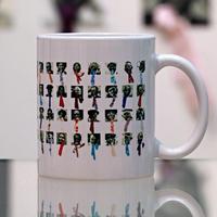 マグカップ(ネクタイ展柄)