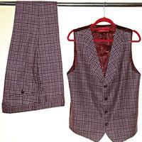 コニヴァンスのジャケット(2019-021)用のベスト、パンツ
