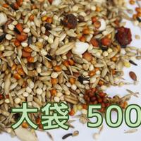 【無農薬】 マメルリハ・スペシャルブレンド 500g ※大袋