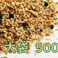 【無農薬】 マメルリハ用ミックス 500g ※大袋