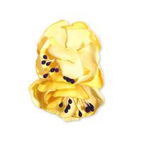 フラワー片耳ピアス(イヤリング)/yellow