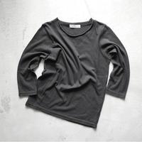 CS99    甘撚りCネックCS  七分袖