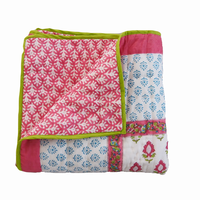 """BABY  QUILT  """"A"""""""