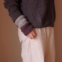 【light gray・violet】