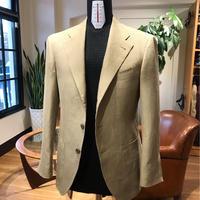Pistachio Linen suit